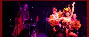 """Zu den Glanzpunkten aus der Küche servieren wir Ihnen feinstes Entertainment: Freuen Sie sich mit """"Love Fools – Eine delikate Romanze"""" auf eine neue, rasante Show, preisgekrönte internationale Artisten und ein perfekt abgestimmtes musikalisches Programm, das Genuss für alle Sinne bietet."""